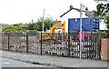 """J3775 : """"Palmerston"""" housing site, Belfast (2013-1) by Albert Bridge"""