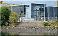 J3675 : Victoria Park footbridge site, Belfast (2013-2) by Albert Bridge