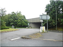 TQ0168 : Green Lane at the junction of the Thorpe Bypass by David Howard