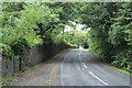 NS2516 : Road to Fisherton from Dunure by Billy McCrorie
