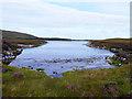 NF8973 : Inlet of Loch an Dùin by John Allan