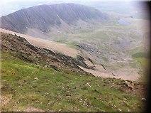 SH5953 : Looking across Snowdon by Mr M Evison