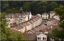 SS6188 : Mumbles rooftops by john bristow