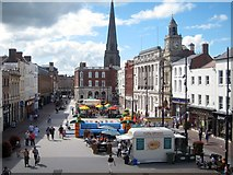 SO5140 : High Town, Hereford by Oast House Archive