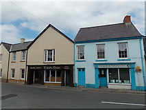 SN7634 : Drovers Diner, Llandovery by Jaggery