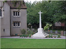 TF3242 : War Memorial, Skirbeck Quarter, Boston by JThomas