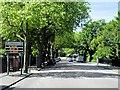 SZ6399 : Portsmouth, Museum Road by David Dixon