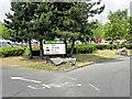 SP3457 : Warwick Services, Northbound M40 by David Dixon
