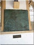 TQ1649 : St Martin, Dorking: memorial (e) by Basher Eyre