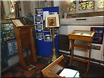 TQ1649 : Inside St Martin, Dorking (a) by Basher Eyre