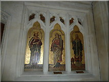 TQ1649 : Inside St Martin, Dorking (d) by Basher Eyre