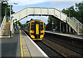 NS6170 : Bishopbriggs railway station by Thomas Nugent