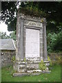 NJ4250 : An eighteenth century tombstone by Stanley Howe