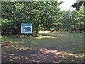 TM1521 : Near the entrance of Weeleyhall Wood by Roger Jones