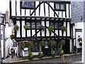 SX8751 : The Cherub Inn by Gordon Griffiths