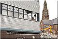 "J3374 : The ""Interpoint"" Building, Belfast #19 by Albert Bridge"