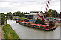 ST8559 : Alvechurch Boats yard by Oast House Archive