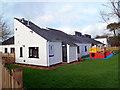 SS9974 : St Aubin Nursery, Cowbridge by Jaggery