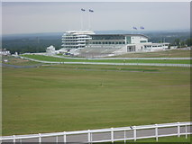 TQ2258 : Epsom Racecourse by Marathon