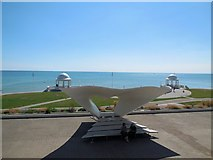 TQ7407 : Bandstand and Colonnades, Bexhill by Paul Gillett