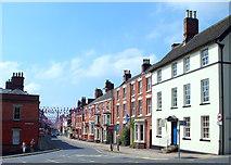 SK1846 : Madge's Corner, Ashbourne, Derbys. by David Hallam-Jones