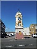 TQ7306 : Bexhill Clock Tower by Paul Gillett