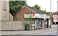 J3873 : Derelict shops, Knock, Belfast (2013-2) by Albert Bridge