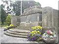 NJ4350 : Parish War Memorial, Keith by Stanley Howe
