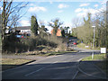 SP0366 : Corner of Pool Bank and Torrs Close, Southcrest, Redditch by Robin Stott