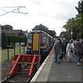 NT5485 : North Berwick Station by Richard Webb