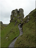 NG4162 : Path to Castle Ewen by Didier Silberstein