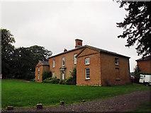 SJ9921 : Shugborough farmhouse by Stephen Craven