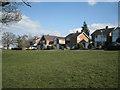 SP0466 : Detached houses, Lodge Park Drive, Lodge Park, Redditch by Robin Stott
