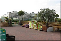 SP7811 : Hartwell Nurseries near Stone by Steve Daniels