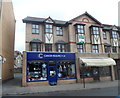 ST1871 : Cancer Research UK charity shop, Penarth by Jaggery