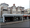 ST1871 : The Queen B, Penarth by Jaggery