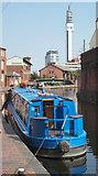 SP0686 : Edward Street Vicinity, Birmingham by David Hallam-Jones
