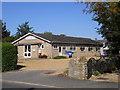 TF1606 : Peakirk Village Hall by Paul Bryan