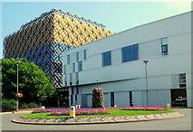SP0686 : Civic Centre Housing Estate Vicinity, Birmingham by David Hallam-Jones