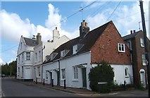 TQ5838 : Clifton Place, Tunbridge Wells by Barbara Carr