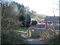 SP0466 : Southcrest Wood and Ashperton Close, Southcrest, Redditch by Robin Stott