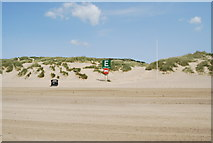 TQ9618 : Meeting point E, Camber Sands by N Chadwick