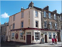 """NT6779 : """"The Castle Hotel"""", Dunbar by Neil Theasby"""