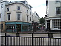 TQ5838 : View across Nevill Street to the Pantiles by Barbara Carr