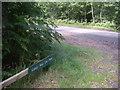 NO4698 : Sandy Bar Car Park by Stanley Howe
