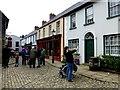 H4379 : Ulster Street, Ulster American Folk Park by Kenneth  Allen