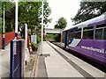 SJ9588 : Rose Hill (Marple) Station by Gerald England