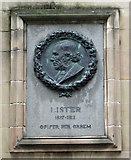 NS6065 : Lister at Glasgow Royal Infirmary by Thomas Nugent