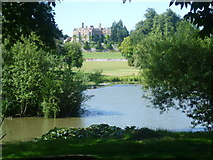 TR0653 : Chilham Castle from Mountain Street by Marathon