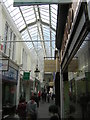 ST1876 : Cardiff: Royal Arcade by Christopher Hilton